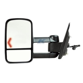 GM Silverado/Sierra 1500 Left Side Heated and Power Towing Mirror
