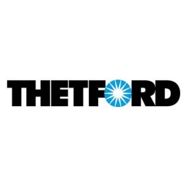 Buy Thetford 94302 Storage/Sewer Hose Hatch with Thumb Latch-Polar White -