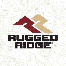 Buy Rugged Ridge 11025.18 Textured Black Pair Rectangular Quick Release