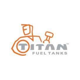 Buy Titan Fuel Tanks 020199 Extended Capacity Replacement Diesel Fuel Tank