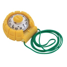 X-11Y SportAbout Handheld Compass - Yellow