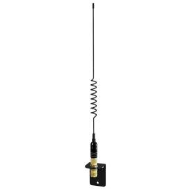 Buy Shakespeare 5216 VHF 15in 5216 SS Black Whip Antenna - Bracket