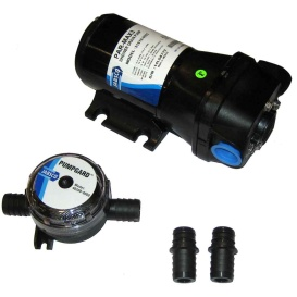 PAR-Max 3 Shower Drain Pump 12V 3.5 GPM