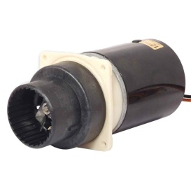 Waste Pump Assembly - 12V QF/DS