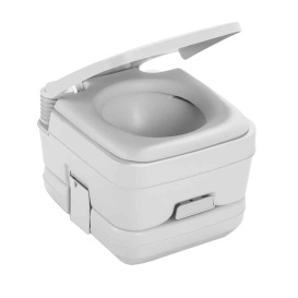 Buy Dometic 311096406 964 Portable Toilet w/Mounting Brackets - 2.5 Gallon