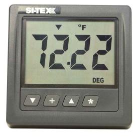 Buy SI-TEX SST-110 SST-110 Sea Temperature Gauge - No Transducer - Marine