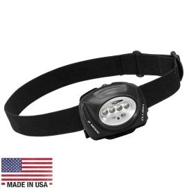 Buy Princeton Tec QUAD-II-BK QUAD II Intrinsically Safe LED Headlamp -