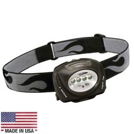 Buy Princeton Tec QUAD-BK QUAD LED Headlamp - Black - Outdoor Online|RV