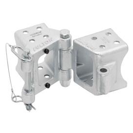 """Buy Fulton HDPB350101 Fold-Away Bolt-On Hinge Kit 3"""" x 5"""" Trailer Beam"""