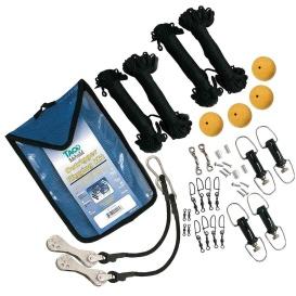 Buy TACO Marine RK-0002PB Premium Double Rigging Kit f/2-Rigs on 2-Poles -