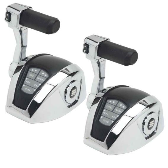 Buy Uflex USA MM12T Power A Electronic Control Package w/ Trim - Single