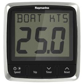 Buy Raymarine E70147 i50 Speed Display System w/Nylon Thru-Hull Transducer