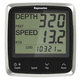 Buy Raymarine E70149 i50 Tridata Display System w/Nylon Thru-Hull