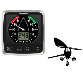 Buy Raymarine E70150 i60 Wind Display System w/Masthead Wind Vane