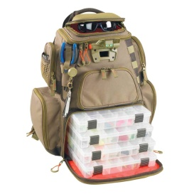 NOMAD Lighted Tackle Backpack w/4 PT3600 Trays