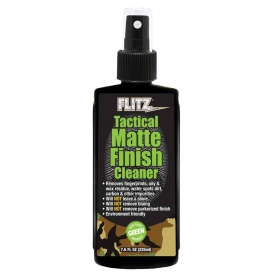 Buy Flitz TM 81585 Tactical Matte Finish Cleaner - 7.6oz Spray - Hunting &