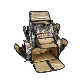 NOMAD Mossy Oak Tackle Tek Lighted Backpack w/o Trays