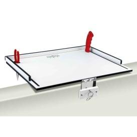 "Buy Magma T10-310B Econo Mate Bait Filet Table - 20"" - White/Black -"