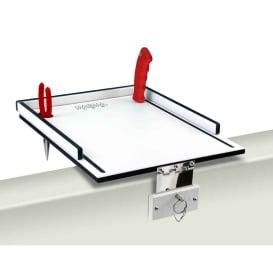"Buy Magma T10-311B Econo Mate Bait Filet Table - 12"" - White/Black -"