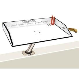 "Buy Magma T10-312B Bait/Filet Mate Table w/LeveLock Mount - 20"" -"