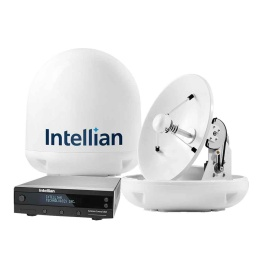 "i4P Linear System w/17.7"" Reflector & Universal Quad LNB"