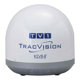 TracVision TV1 Empty Dummy Dome Assembly