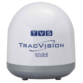 TracVision TV5 Empty Dummy Dome Assembly