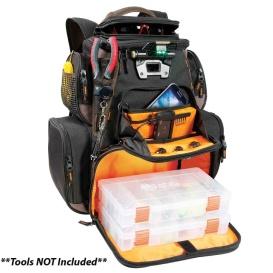 Tackle Tek  Nomad XP - Lighted Backpack w/ USB Charging System w/2 PT3600 Trays