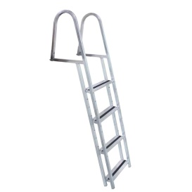 Buy Dock Edge 2054-F STAND-OFF Aluminum 4-Step Ladder w/Quick Release -
