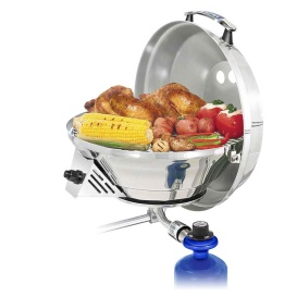 Marine Kettle 3 Gas Grill - Original Size - 15""