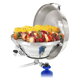 Marine Kettle 3 Gas Grill - Party Size - 17""
