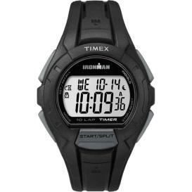 Buy Timex TW5K940009J Ironman Essential 10 Full-Size LAP - Black - Outdoor