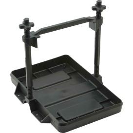 Buy Attwood Marine 9097-5 Heavy-Duty All-Plastic Adjustable Battery Tray -