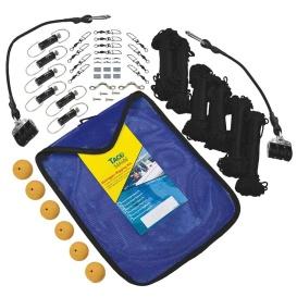 Buy TACO Marine RK-0003PB Premium Braid Triple Rigging Kit - Hunting &