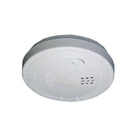 Marine Smoke Alarm - 9V Battery - White