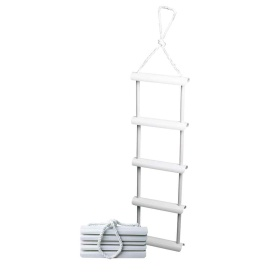 Buy Attwood Marine 11865-4 Rope Ladder - Watersports Online RV Part Shop