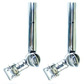 """Buy Tigress 88965 Adjustable T-Top Clamp-On Outrigger Holder - 1-5/16"""" IPS"""