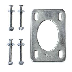 Buy Tigress 88505-1 Side Mount Backing Plates f/88505 Outrigger Holder -