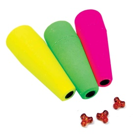 Buy Tigress 88963 Weighted Medium Kite Line Markers - Qty 3 - Hunting &