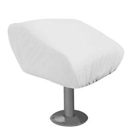 Buy Taylor Made 40220 Folding Pedestal Boat Seat Cover - Vinyl White -