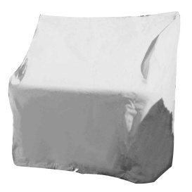 Buy Taylor Made 40240 Small Swingback Back Boat Seat Cover - Vinyl White -