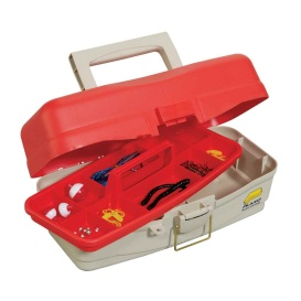 Buy Plano 500000 Take Me Fishing Tackle Kit Box - Red/Beige - Outdoor
