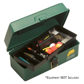 Buy Plano 100103 One-Tray Tackle Box - Green - Outdoor Online|RV Part Shop