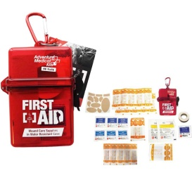 First Aid Kit - Water-Resistant
