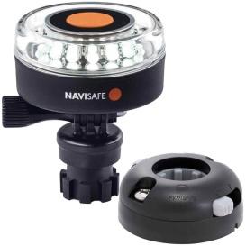 Buy Navisafe 040KIT7 Navilight 360-deg 2NM White w/Navimount Base &