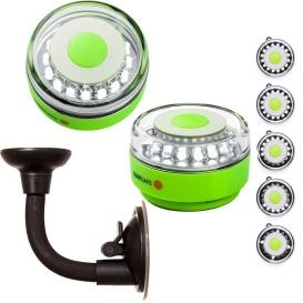 Buy Navisafe 010KIT2 Portable Navilight 360-deg 2NM Rescue - Glow In The