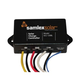 Buy Samlex America SCC-1208L Charge Controller - 12V - 8A - Outdoor