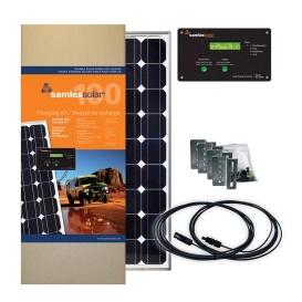 Buy Samlex America SRV-100-30A Solar Charging Kit - 100W - 30A - Outdoor