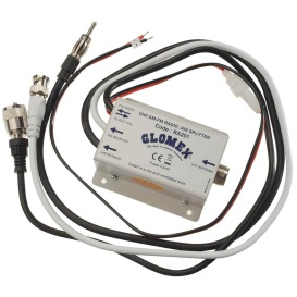 Buy Glomex Marine Antennas RA201 VHF/AIS/Radio Splitter - 12VDC - Marine