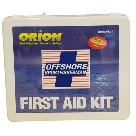 Buy Orion 844 Offshore Sportfisherman First Aid Kit - Outdoor Online|RV